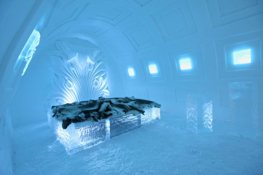 icehotel #27 ACANTHUS
